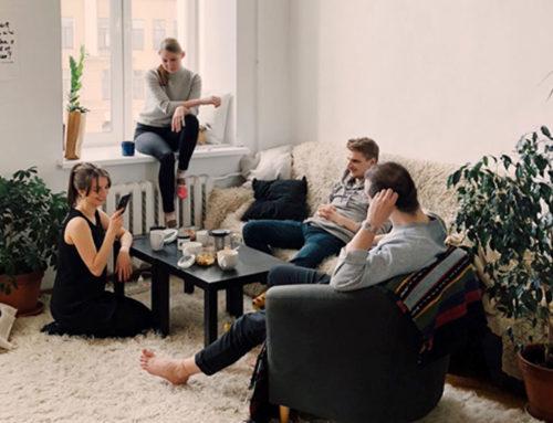 Cómo afrontar el aislamiento de una manera saludable durante el covid 19